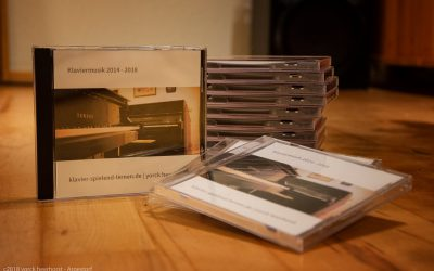 CD – Pünktlich zum Fest ausgeliefert!