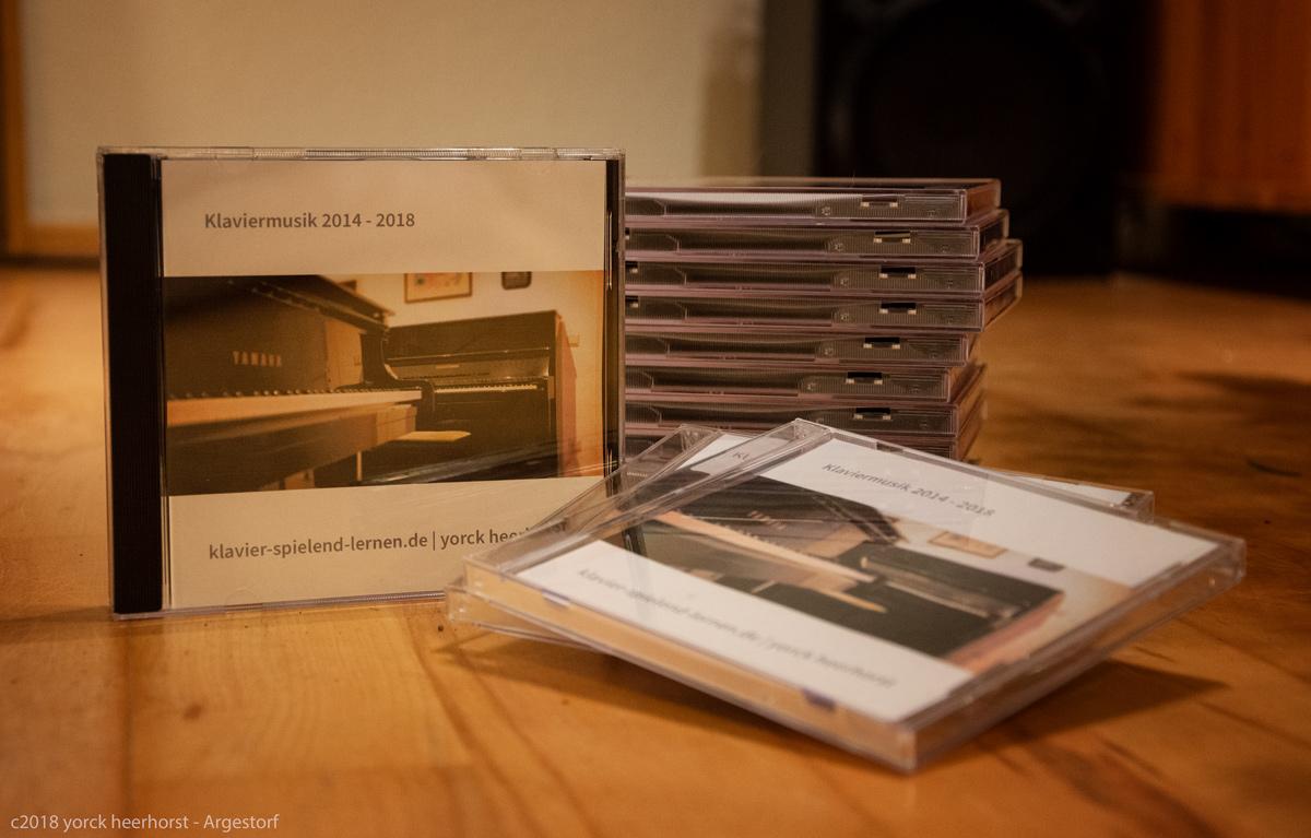 Extra: CD-Produktion